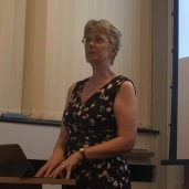 Woke Launch 11.10.18 Dr Anne Loweth