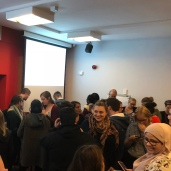 Woke Launch 11.10.18: Feminists as far as the eye can see!